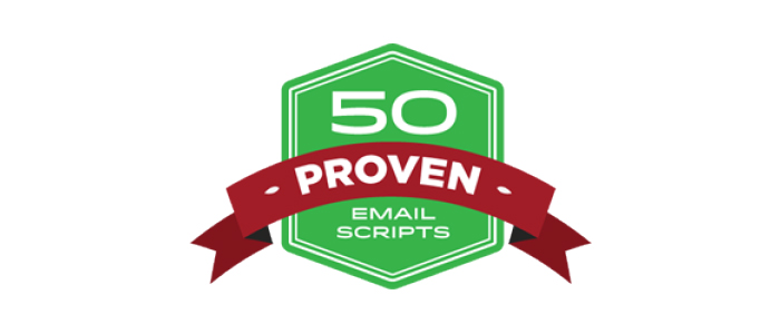 50 Proven Email Scripts logo
