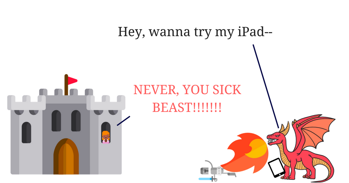 Never you sick beast